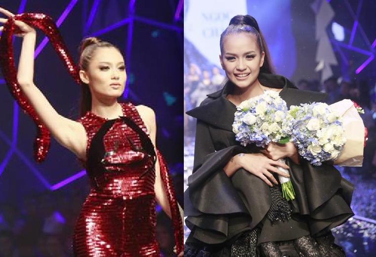 Ngoc Chau vuot qua 'Bong hong lai' 1m54, len ngoi Quan quan Vietnam's Next Top Model 2016 hinh anh 2