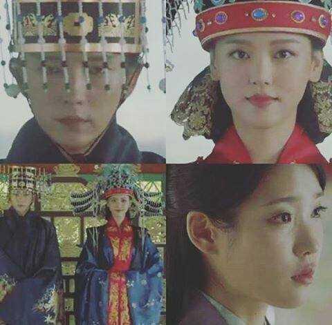 Nguoi tinh anh trang tap 18: Bi Hae Soo tu hon, Wang So cuoi Yeon Hwa giu ngoi vua hinh anh 7
