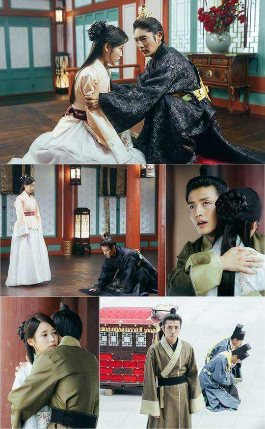 Nguoi tinh anh trang tap 19: Hae Soo se roi Wang So, quay ve ben Wang Wook? hinh anh 4