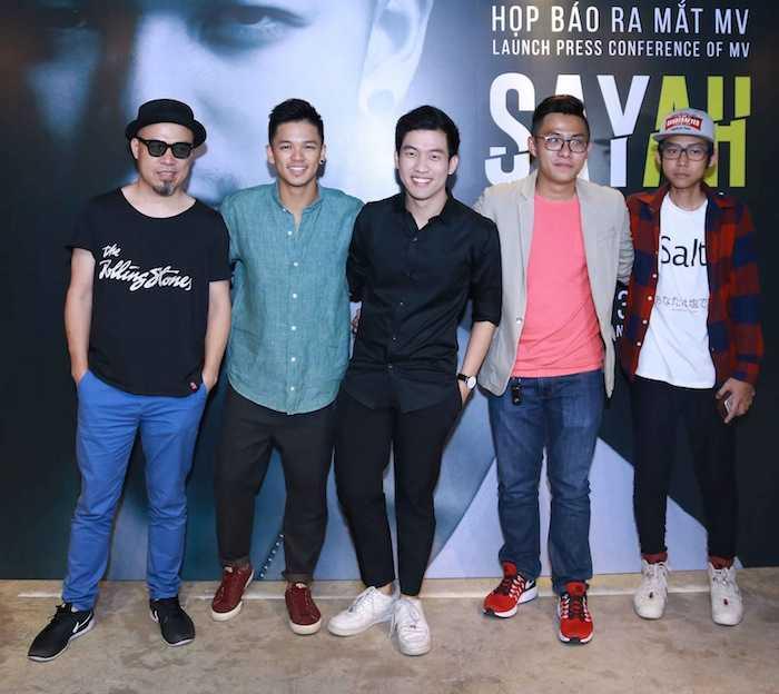 Thu Minh dien dam tre co goi cam den mung Trong Hieu Idol ra mat MV moi hinh anh 3