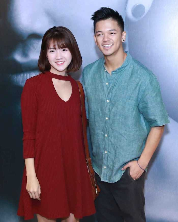 Thu Minh dien dam tre co goi cam den mung Trong Hieu Idol ra mat MV moi hinh anh 2