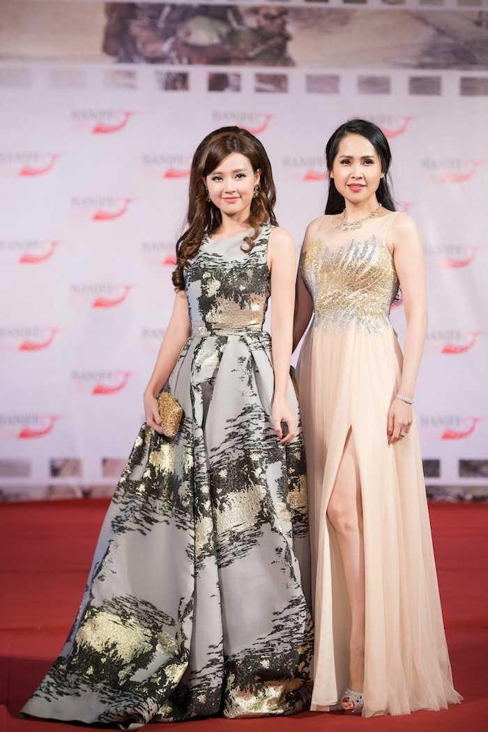 Hoa hau My Linh kin dao ben dan chi Ngoc Han goi cam hinh anh 11