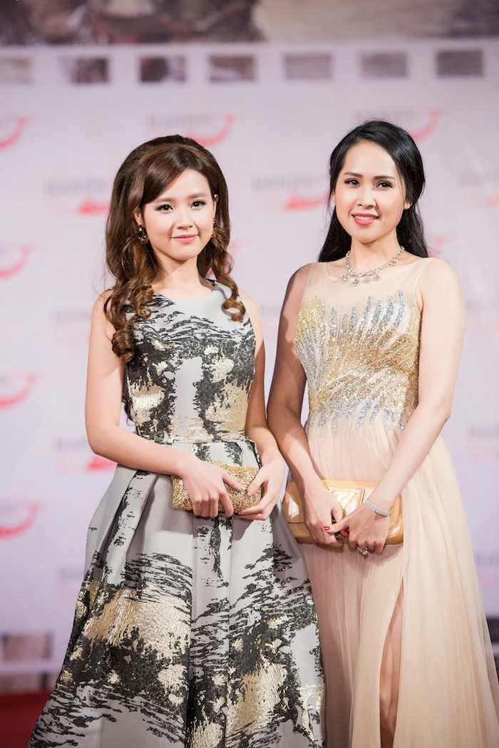 Hoa hau My Linh kin dao ben dan chi Ngoc Han goi cam hinh anh 10