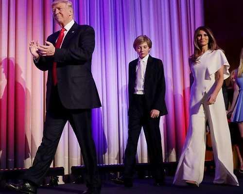Phan ung bat ngo cua Hoa hau bi Donald Trump che 'beo nhu lon' sau that bai cua Hillary Clinton hinh anh 3