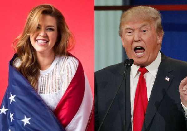 Phan ung bat ngo cua Hoa hau bi Donald Trump che 'beo nhu lon' sau that bai cua Hillary Clinton hinh anh 1