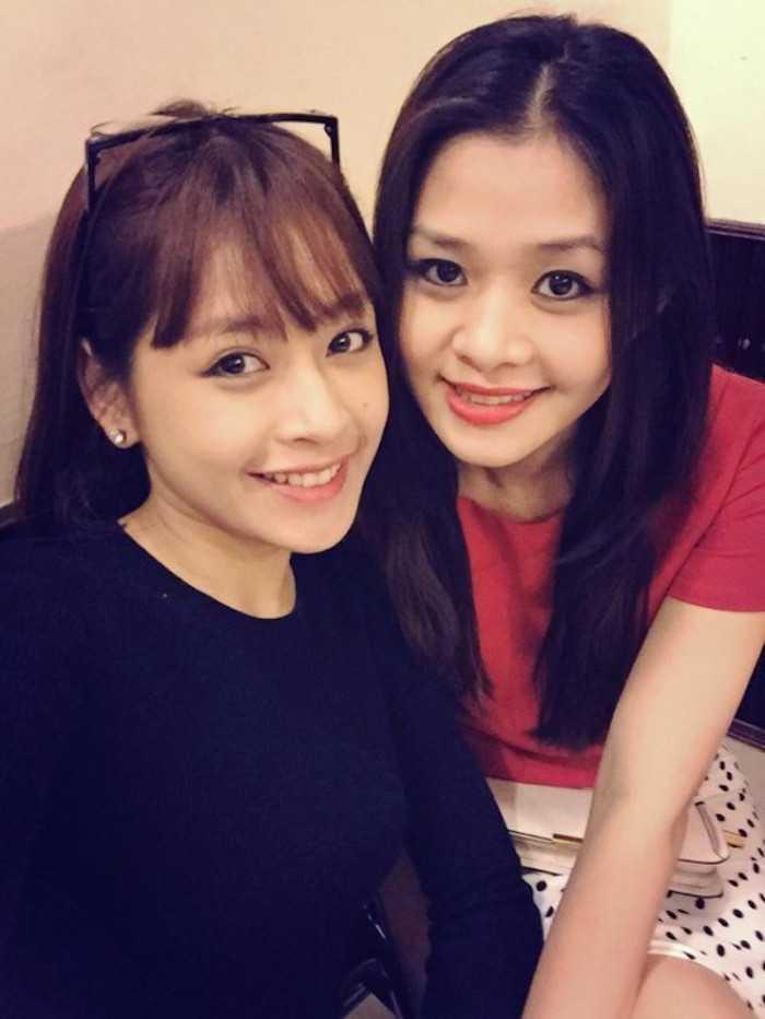 Nhan sac em gai Hari Won, Mai Phuong Thuy khien nhieu nguoi bat ngo hinh anh 7