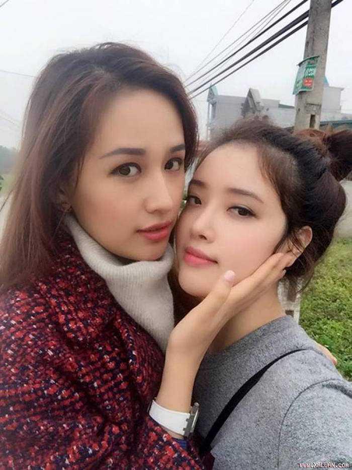 Nhan sac em gai Hari Won, Mai Phuong Thuy khien nhieu nguoi bat ngo hinh anh 20