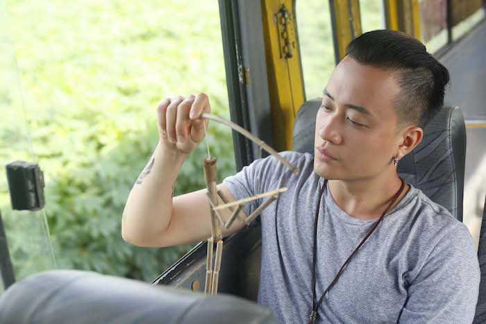 Hot boy noi loan 2: Ho Vinh Khoa bi trai dep moi cua Vu Ngoc Dang thay the hinh anh 3