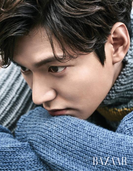 Huyen thoai bien xanh: Lee Min Ho noi ve 'ma luc' quyen ru dac biet cua Jun Ji Huyn hinh anh 4