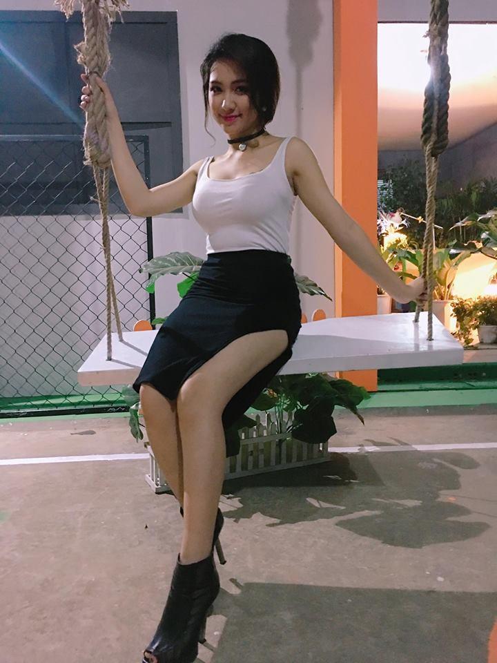Hoa Minzy da 'lot xac' chong mat the nao sau khi chia tay Cong Phuong? hinh anh 15