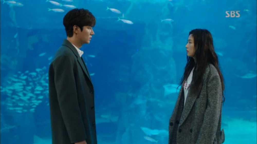 Huyen thoai bien xanh tap 3: Lee Min Ho tim lai tri nho, hoi ngo Jun Ji Juyn hinh anh 6