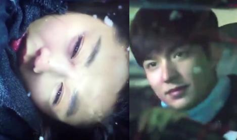 Huyen thoai bien xanh tap 6: Lee Min Ho noi loi yeu Jun Ji Hyun giua nui tuyet cuc lang man hinh anh 1
