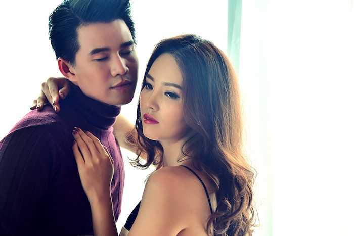 Thuy Van goi cam, cung Vu Manh Cuong dien chuyen tinh an y hinh anh 3