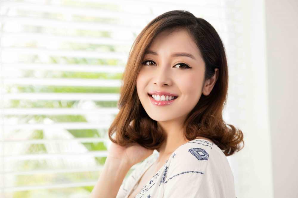 Jennifer Pham tang can 'chong mat' o thang thu 7 thai ky hinh anh 1