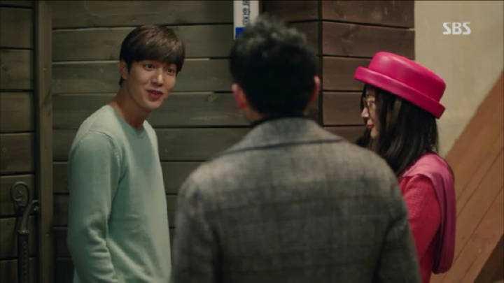 Huyen thoai bien xanh tap 7: Jun Ji Hyun gap dai gia khien Lee Min Ho tuc toi hinh anh 2
