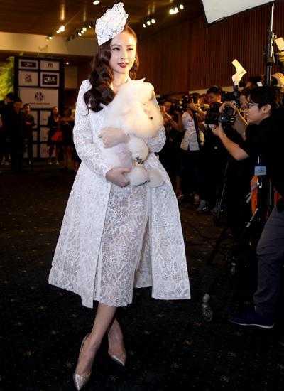Trinh do 'lam lo' tao scandal ngay cang 'chuyen nghiep' cua Angela Phuong Trinh hinh anh 8