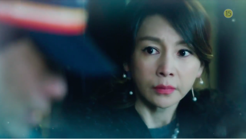 Huyen thoai bien xanh tap 9: Nu hon chinh thuc dau tien cua Joon Jae - Shim Chung hinh anh 6