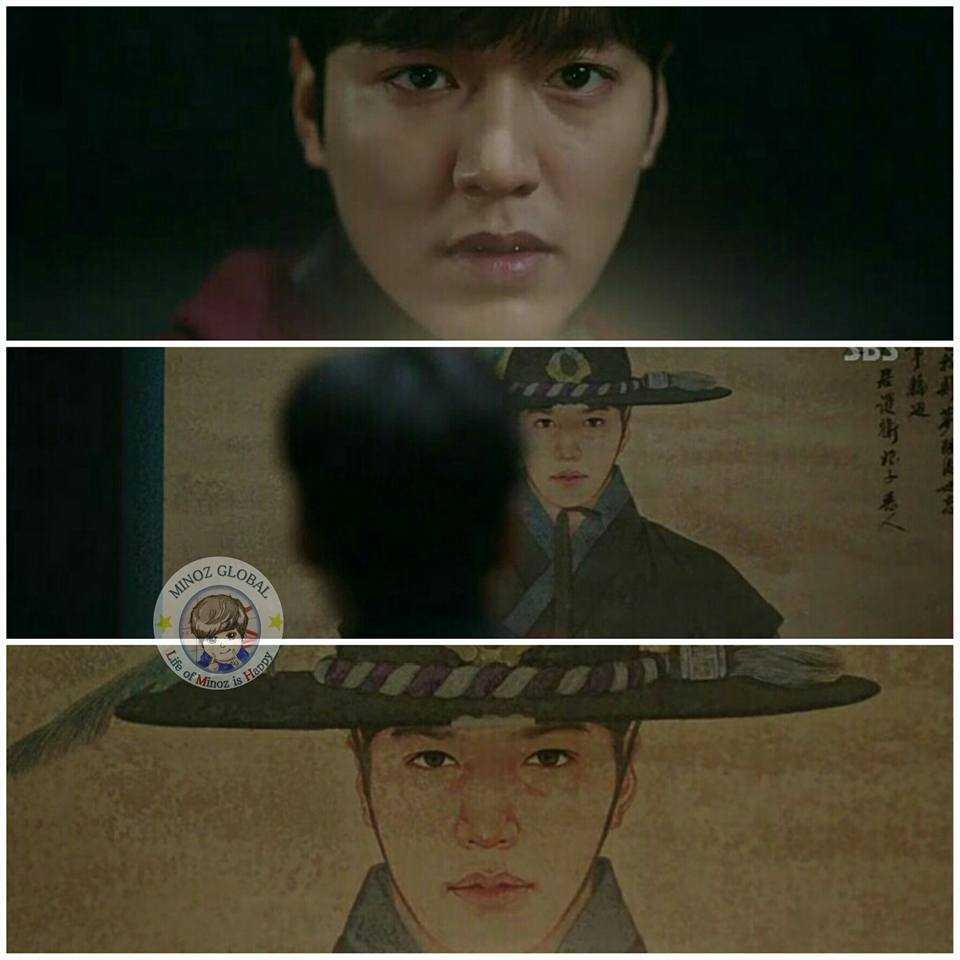 Huyen thoai bien xanh tap 9: Nu hon chinh thuc dau tien cua Joon Jae - Shim Chung hinh anh 7