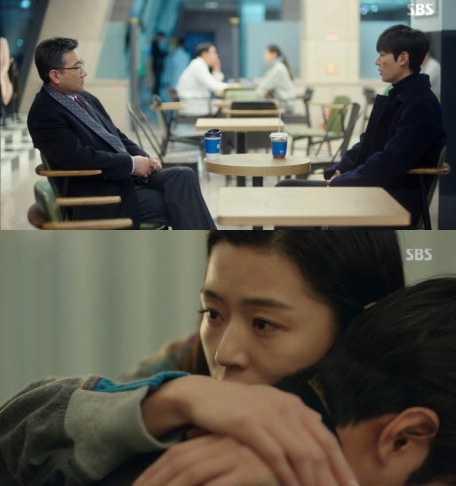 Huyen thoai bien xanh tap 9: Nu hon chinh thuc dau tien cua Joon Jae - Shim Chung hinh anh 2