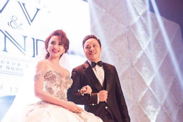 Tran Thanh - Hari Won lot top dam cuoi 'hot' nhat 2016 hinh anh 5