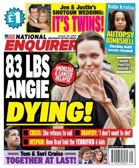 Angelina Jolie gio day chi con 34 kg du cao gan 1m70? hinh anh 3