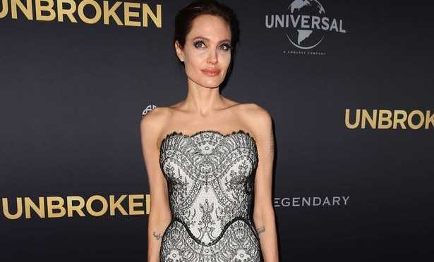 Angelina Jolie gio day chi con 34 kg du cao gan 1m70? hinh anh 8