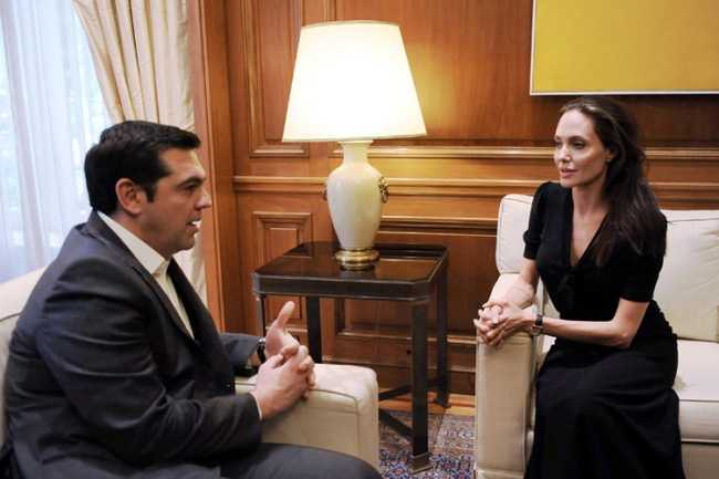 Angelina Jolie gio day chi con 34 kg du cao gan 1m70? hinh anh 11