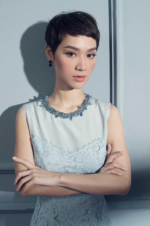 Tra My Idol tao bao khoe duong cong sexy hinh anh 4