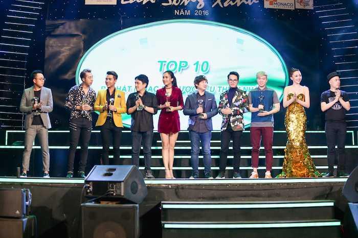 Hau chia tay Cong Phuong, Hoa Minzy khong kiem soat duoc can nang, an mac 'tham hoa' hinh anh 21