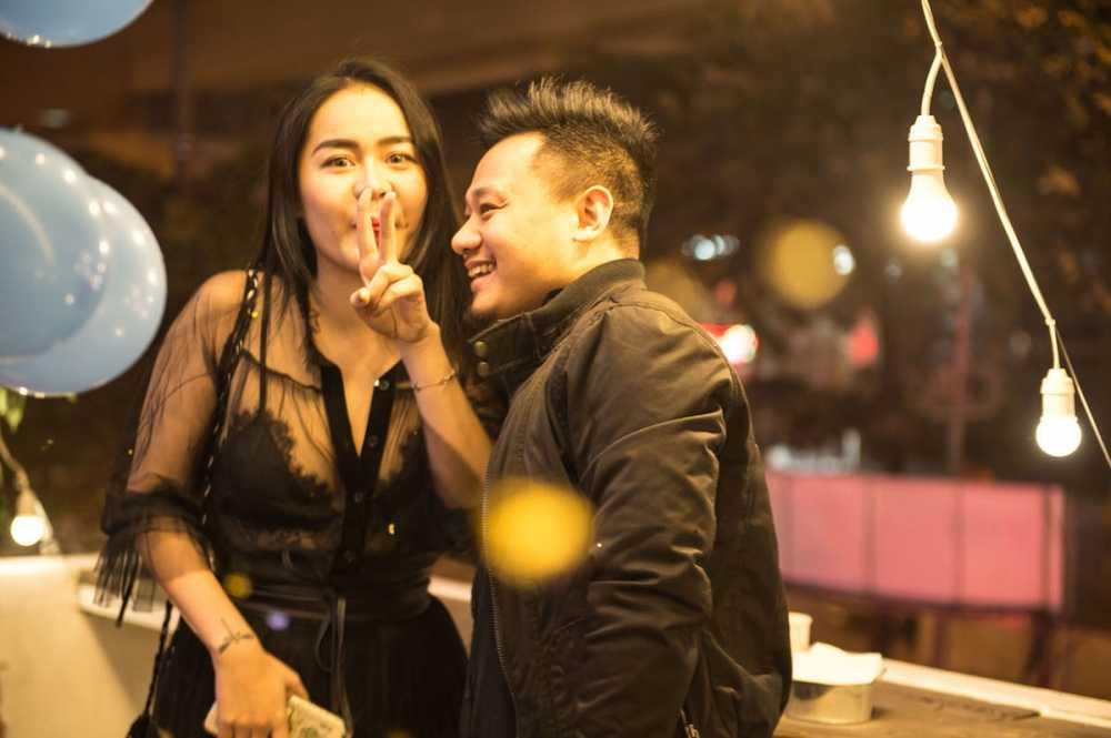 'Yeu nu hang hieu' Vu Hanh Nguyen bi mat lam sinh nhat cho 'nguoi tinh tin don' hinh anh 5