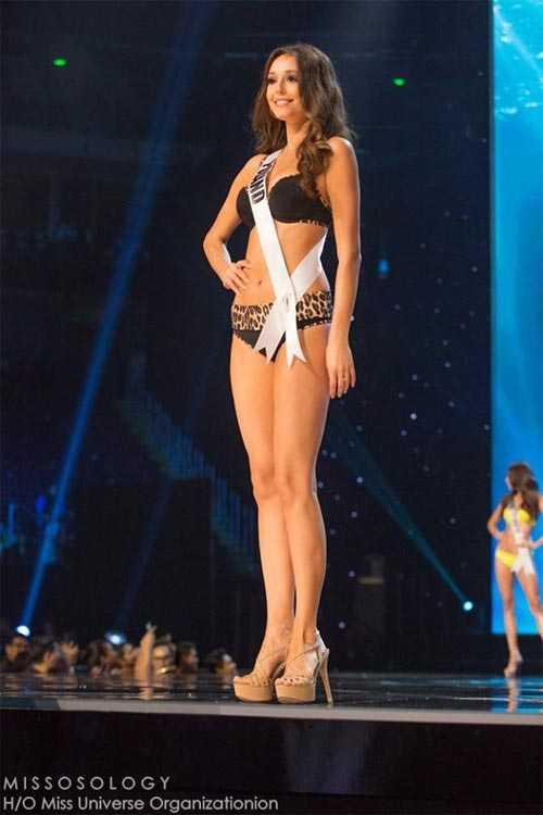 My nhan Hoa hau Hoan vu 2017 nong bong voi bikini hinh anh 7