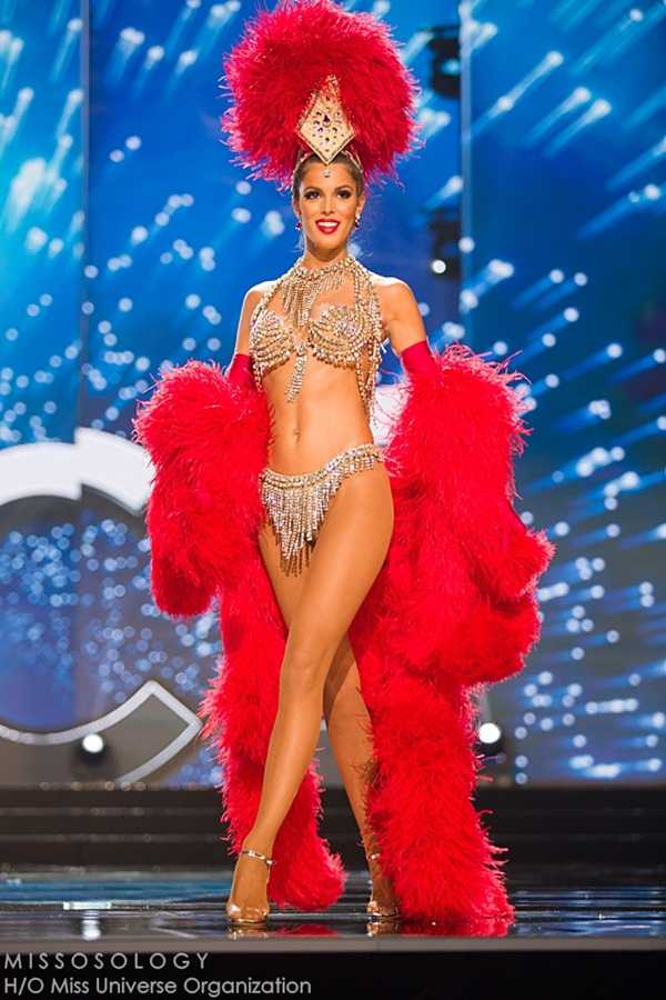 Quoc phuc cua Le Hang xep hang 4 tai Miss Universe 2016 hinh anh 6