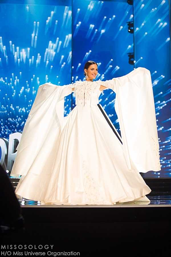 Quoc phuc cua Le Hang xep hang 4 tai Miss Universe 2016 hinh anh 11
