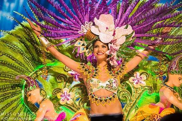 Quoc phuc cua Le Hang xep hang 4 tai Miss Universe 2016 hinh anh 7