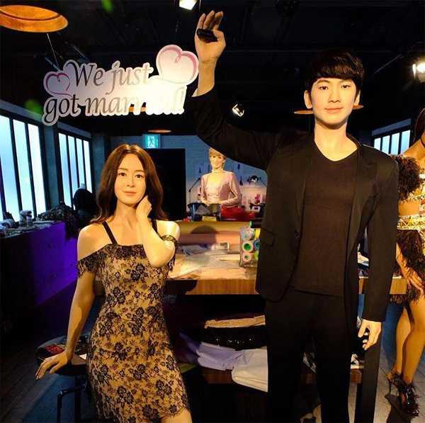 'Vo chong son' Bi Rain, Kim Tae Hee sam noi that cho to am hinh anh 2