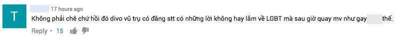 MV dong tinh cua Duc Tuan bi cong dong LGBT phan ung du doi hinh anh 4