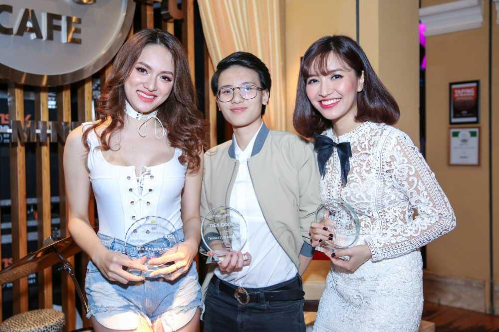 Huong Giang Idol tre nai, do vong mot sexy voi Thuy Top hinh anh 10