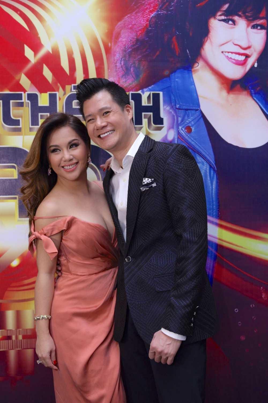 Minh Tuyet qua tao bao, sexy tinh tu ben Quang Dung hinh anh 2