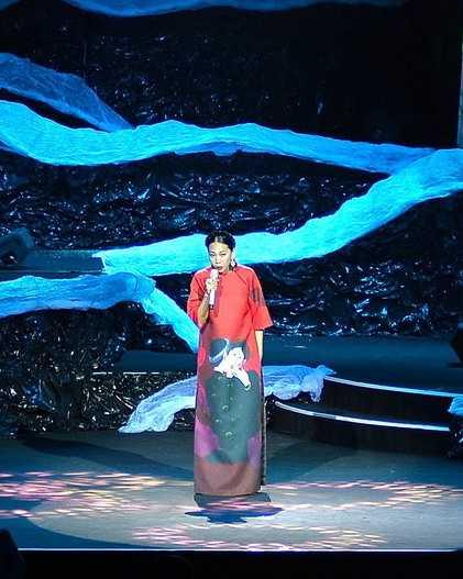 Uyen Linh khien khan gia lang di voi tinh khuc Pham Duy hinh anh 3