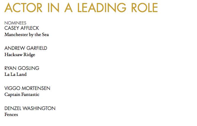 Truc tiep le trao giai Oscar 2017: 'La La Land' co lam nen lich su? hinh anh 1