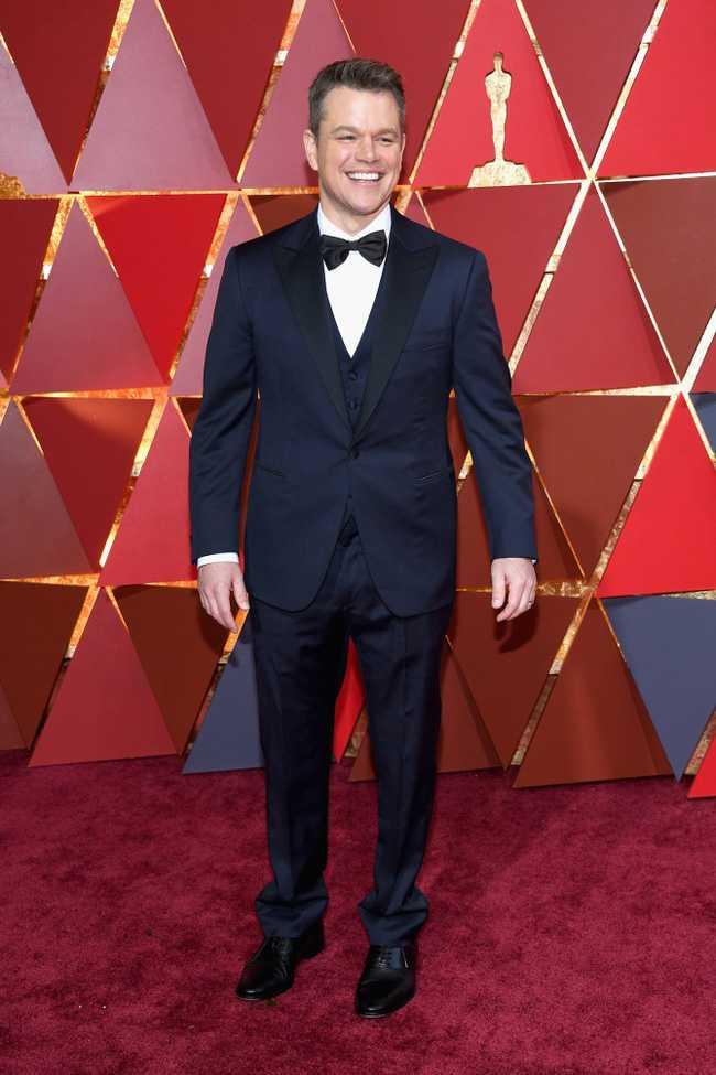 Oscar 2017: Thanh Long om thu bong gau truc, Scarlett Johansson khoe vong mot sexy hinh anh 17