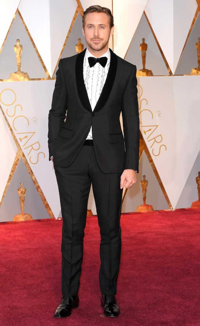 Oscar 2017: Thanh Long om thu bong gau truc, Scarlett Johansson khoe vong mot sexy hinh anh 16