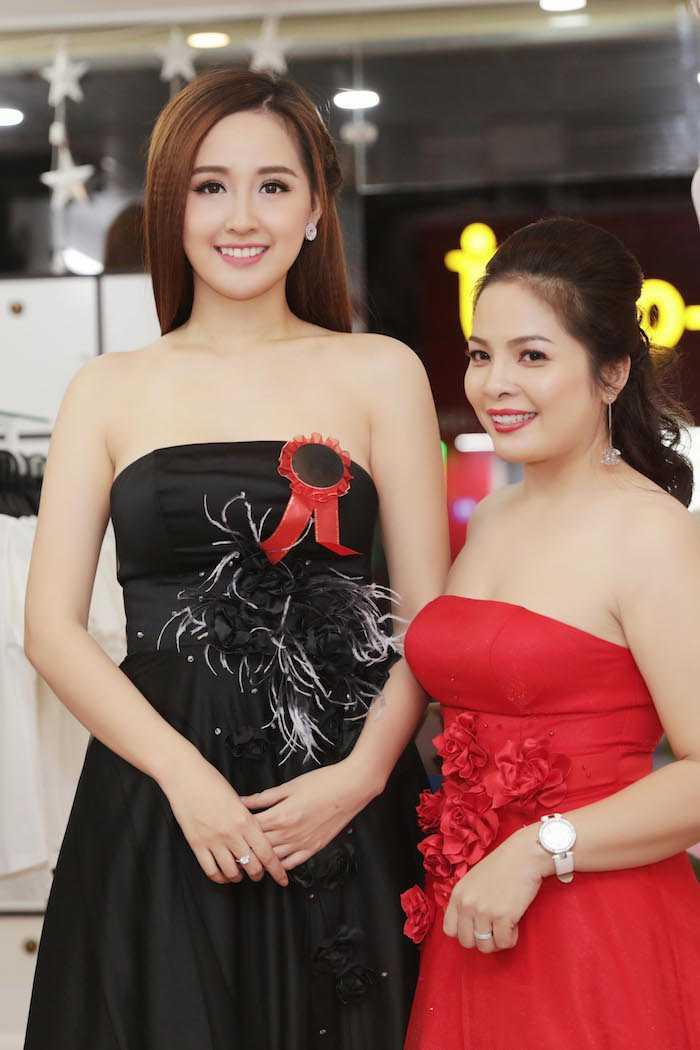 Hoa hau Mai Phuong Thuy dien dam cup nguc tre nai khoe ve sexy hinh anh 9
