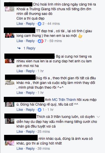 Tran Thanh tung anh 'ngo tau' kho ai nhan ra cua Hoai Linh, Truong Giang hinh anh 2