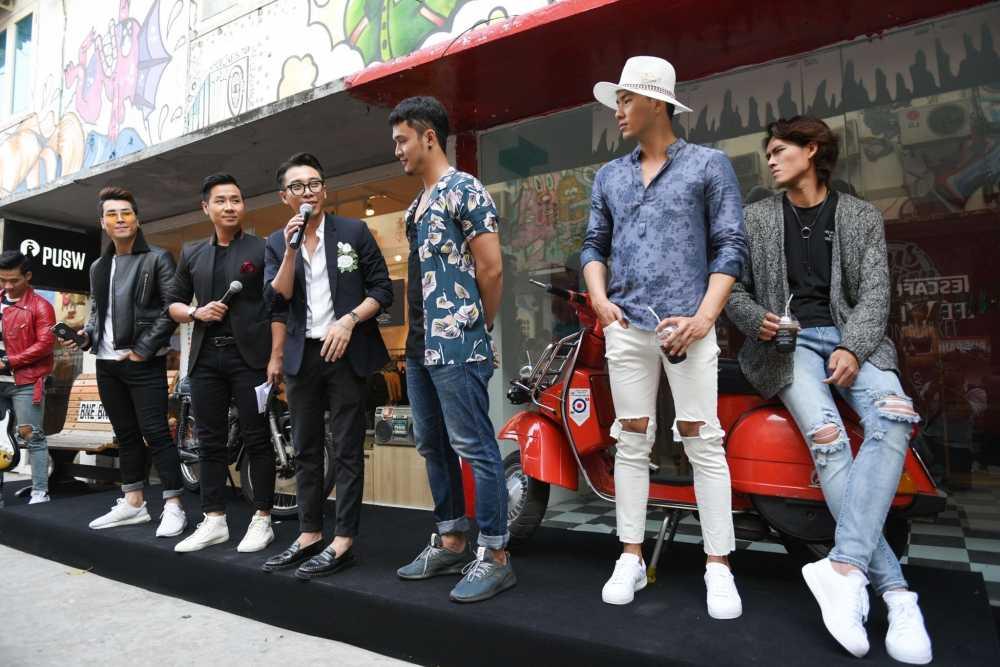 Sau on ao voi Son Tung, stylist Hoang Ku gay 'sot' voi gu thoi trang 'khong giong ai' hinh anh 5