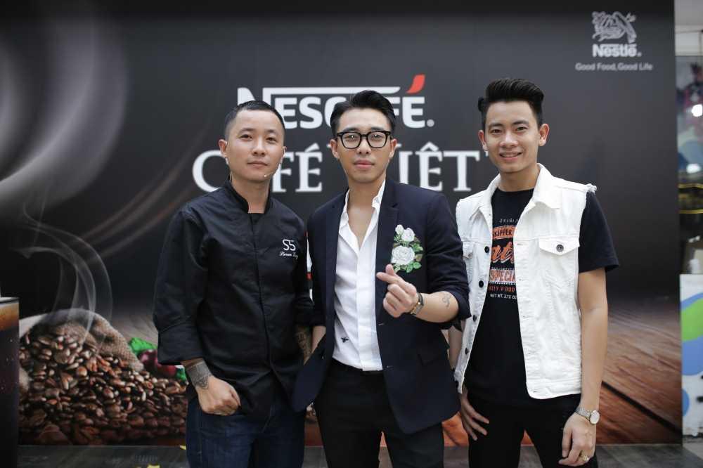 Sau on ao voi Son Tung, stylist Hoang Ku gay 'sot' voi gu thoi trang 'khong giong ai' hinh anh 2