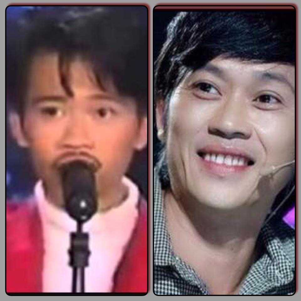 Tran Thanh lai tung anh thuo 'day thi' cua My Tam, Ho Ngoc Ha hinh anh 2