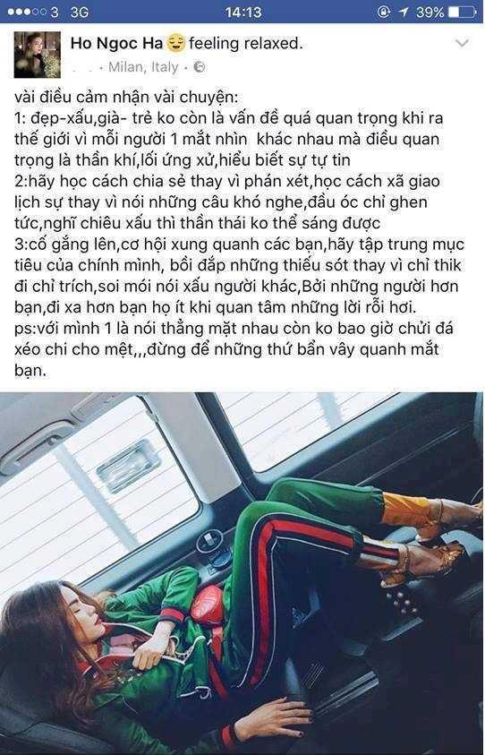 Bi che 'kem sang', Le Quyen noi Ha Ho it hoc, dau khong co nao? hinh anh 1