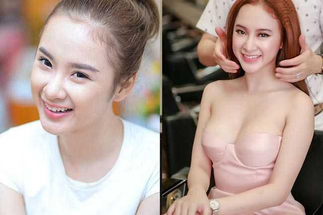 Nha Phuong, Chi Pu xinh dep boi phan nho thu thuat nay hinh anh 18
