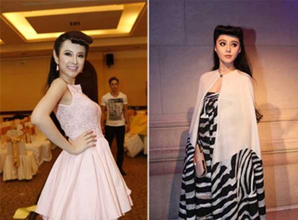 Nhan sac Angela Phuong Trinh duoc fan so sanh voi Duong Mich, Thu Ky hinh anh 8